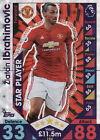 Match Attax 16/17 Star Player Assist King Game-Changer Set-Piece Freestyler Club