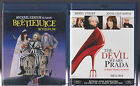 Used Blu-ray Disc Movie The Devil Wears Prada Also In French
