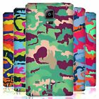 HEAD CASE DESIGNS COLOURFUL CAMOUFLAGE BATTERY COVER FOR SAMSUNG PHONES 1