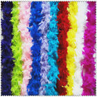 FEATHER BOA 80 GRAMS 2 M LONG Halloween Costumes BURLESQUE 1920S FANCY DRESS NEW