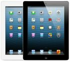 "Apple iPad 4 - 4th Generation 9.7"" with Retina Display 16/32/64GB,  - Black WIFI"