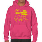 grabmybits - Tis The Season To Drink Prosecco Christmas Hoodie, xmas gift