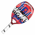 Sport Beach tennis Racchette Beach Tennis Racchetta Beach Tennis Wave Red