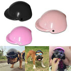 Pets Ridding Caps Cosplay Hat ABS Plastic Doggie Puppy Bike Motorcycle Helmets