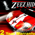 ZEEZ Slim HID Xenon Conversion Kit Fog Light Bulb 6000K 8K 10K 12K H8 H11 H16 O2 $24.99 USD on eBay