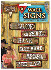Way Out West- Signs Partyware for Cowboy Mexican Party