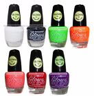 L.A. COLORS Nail Polish GLOWS IN BLACK LIGHT Color Craze HALLOWEEN *YOU CHOOSE*