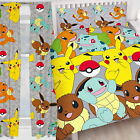 Pokemon Go Catch DOUBLE Rotary Duvet and Matching Curtains Set PREORDER!