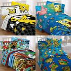 nEw NICKELODEON BEDDING SET - Nick Jr Kids Comforter Bed Sheets Pillowcase