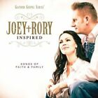 JOEY & RORY-Inspired: Songs of Faith & Family-Digipak CD Gaither-Long Line Of Lo