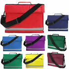 Euro A4 Book Bag with Strap Junior School Conference Bag - 6 Colours (ESTR005)