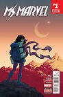 MS MARVEL #12 NOW (MARVEL 2016 1st Print) COMIC. BOARDED. FREE UK P&P