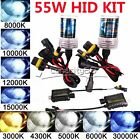 1 Pair 55W HID Xenon Headlight Conversion KIT H1/H3/H4/H7//9005/9006 TOP QUALITY