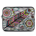 Zipper Sleeve Bag Cover - Dream Feather - Fits Most Laptops + MacBooks