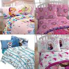 nEw DISNEYS FROZEN BED SHEETS SET - Elsa Anna Olaf Bedding Sheets Pillowcase