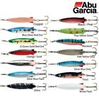 ABU TOBY FISHING LURES SALMON SEA TROUT PIKE SPINNER CHOOSE COLOUR & SIZE