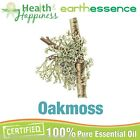 earthessence OAKMOSS ~ CERTIFIED 100% PURE ESSENTIAL OIL ~ Aromatherapy Grade