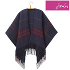 Joules Innis Classic Wrap Scarf (V)  (FREE UK DELIVERY)