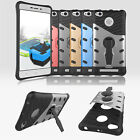 Rotate Armor Shockproof Kickstand Dual Layer Hybrid Case Cover For Xiaomi Redmi