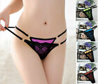 Panties Underwear Thongs V-string Briefs New Lingerie Women Lace G-string Lady