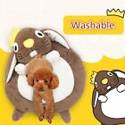 Dog Pet Soft Cushion Bed Warm House Cute Washable Mat Puppy Pad Kennel Nest New