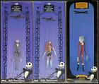 NIGHTMARE BEFORE CHRISTMAS ~ JACK Sally SANTA JACK SET OF MARIONETTES ~ NEW