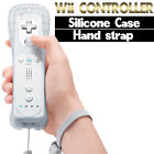 REMOTE CONTROLLER AND NUNCHUCK FOR NINTENDO WII Black/Red/White