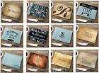 Personalized Tempered Glass Kitchen Cutting Boards w/ Graphic Background Designs