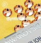 GENUINE Swarovski Light Peach ( 362 ) Crystal Flatback ( No Hotfix ) Rhinestone