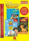 Disney Collection - Learn And Play Recorder Pack Disney Favs/Collection/Toy Stor