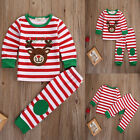 Infant Baby Boys Girls Bodysuit Romper Jumpsuit Outfit Pajamas Sleepsuit Clothes