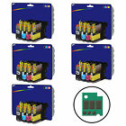 Various Bundles of non-OEM Ink Cartridges for Brother LC123 V3 Printer Range