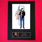 WILL YOUNG Mounted Signed Photo Reproduction Autograph Print A4 98