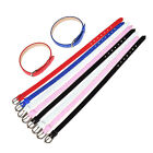 10 Pcs PU Leather Wristbands Fit 8mm Slide Charms DIY Wrist Strap Watchband