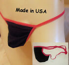 Mens G String Underwear Large Pouch Lingerie Intimate SPA Lingerie RACY LACY