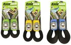 Kanulock Strap Snow/Surf/SUP/Tour - Sicherheits-Gurtbänder (Set)