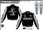 """Shelby Mustang Logo Jacket """"98"""" - Great Looking New Design - Carroll Shelby"""