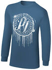 WWE AJ STYLES P1 Phenomenal One OFFICIAL LONG SLEEVE T-SHIRT