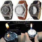 Gas Cigar Lighter Watches Multifunctional USB Cigarette Windproof Ciga Lighter