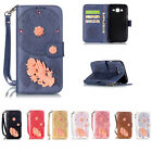 Dream Catcher Flip Stand Leather Wallet Case Cover for Samsung Galaxy S6 S7 edge