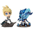 League Of Legends LOL S6 Championship Riven Thresh Figure Figurine Statue Gifts