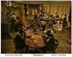 Westworld original 1973 lobby card saloon fight scene and card game