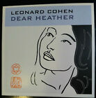 LEONARD COHEN:DEAR HEATHER (2004 Album) Columbia CD Inc. Nightingale