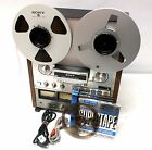 Vintage Retro SONY TC-766-2 Reel To Reel 4 Head Tape Recorder Player - G20