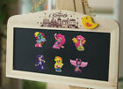 My Little Pony 20pcs PVC Fridge Magnets,Magnetic Stickers,School Supplies gifts