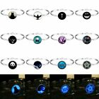 NEW Fashion Women Bracelet Glow In The Dark Time Retro Animal Cartoon Unisex Men