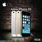 "Apple iPhone 5S/4/6s 8-128GB GSM ""Factory Unlocked"" Smartphone NO finger sensorD"