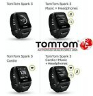 TomTom Spark 3 GPS Speed Distance Sports Fitness Watch Cardio & Music Variations
