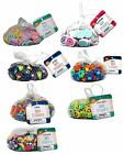 MINI ERASERS 60 Count SCHOOL SUPPLIES For Kids VARIOUS SHAPES New! *YOU CHOOSE*