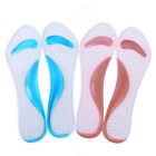 Silicone Gel Pads Arch Metatarsal Support Massage Non-Slip High-Heels Insoles WB